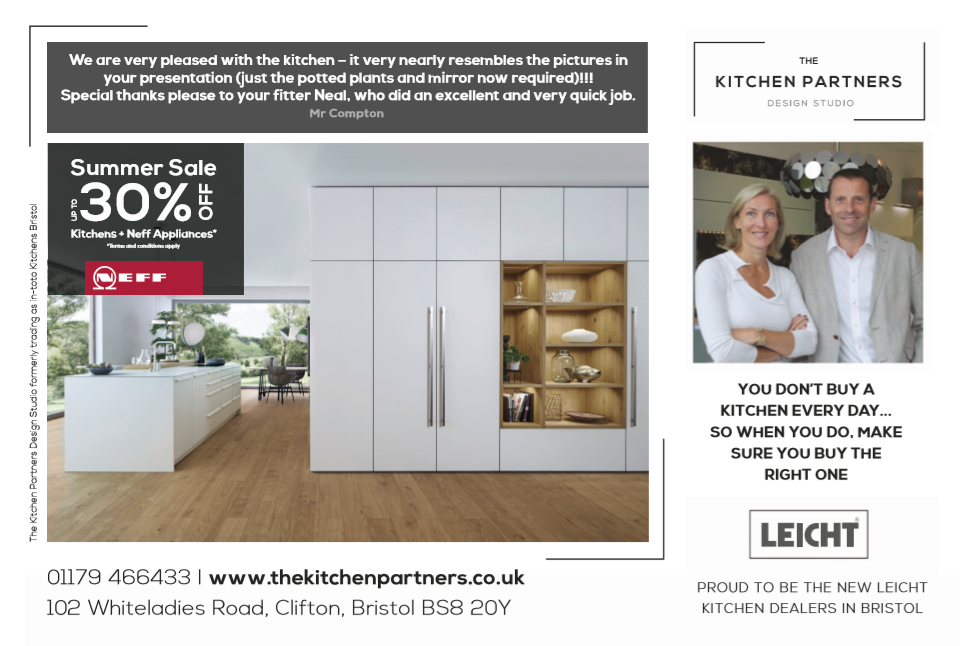 Summer Sale on Kitchens and Neff