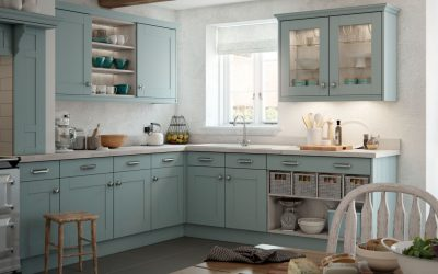 The English Revival of Kitchens: Great British Bake Off