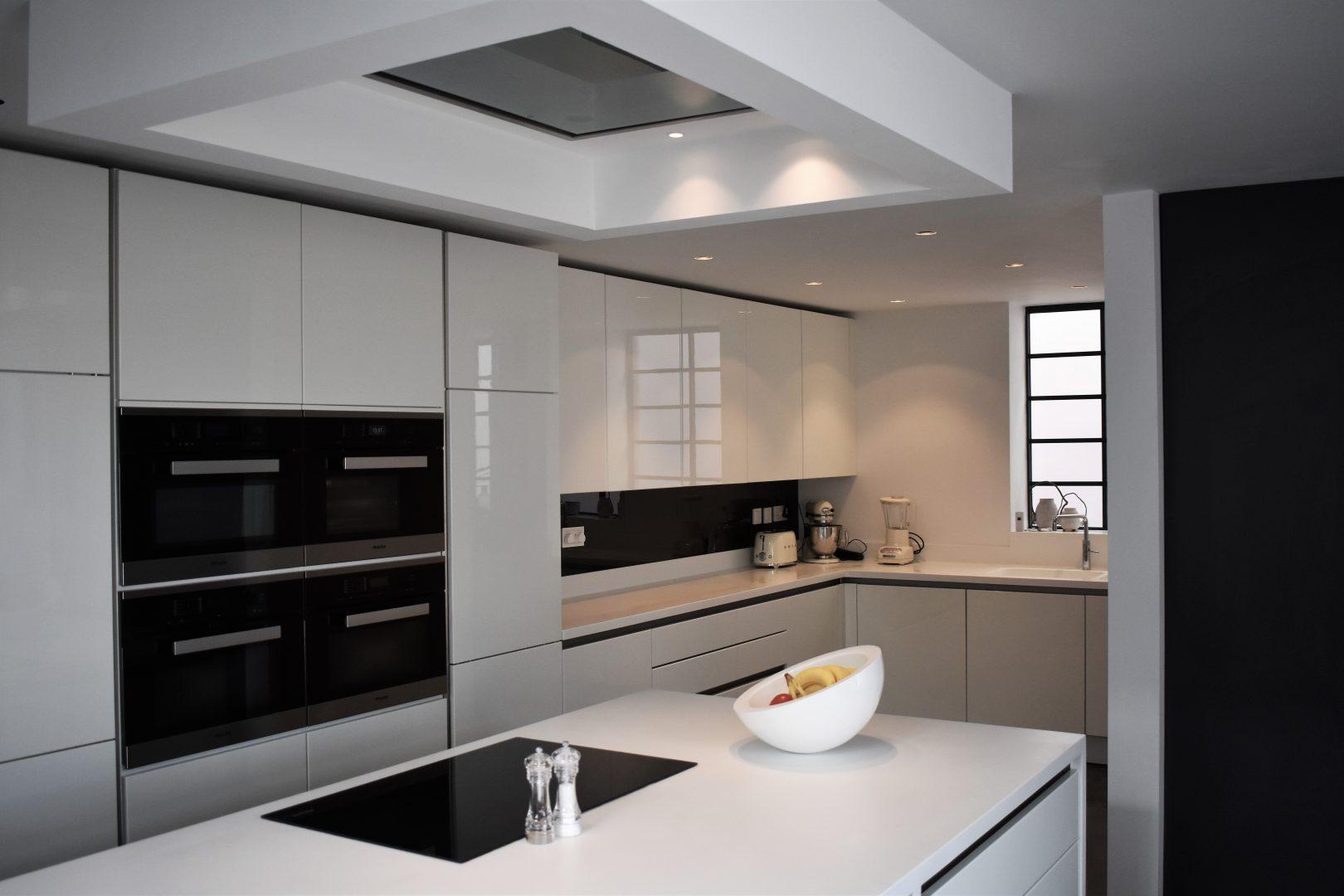 Minimalist modern kitchen design