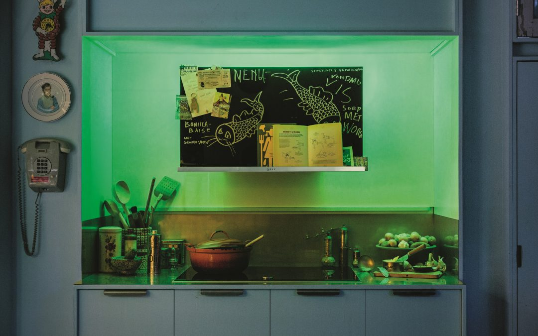 WHAT'S NEW IN KITCHEN TECHNOLOGY