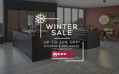 THE KITCHEN PARTNERS WINTER SALE