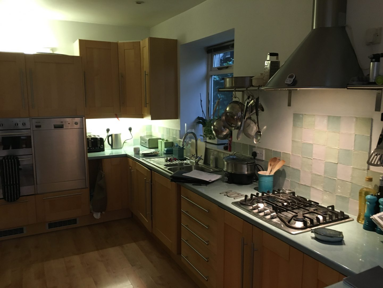Shannon original kitchen