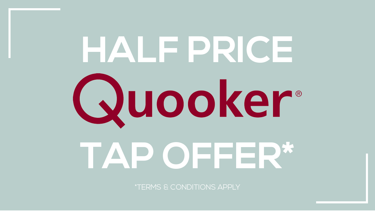 Quooker Sale Artwork - Special Offers On Taps