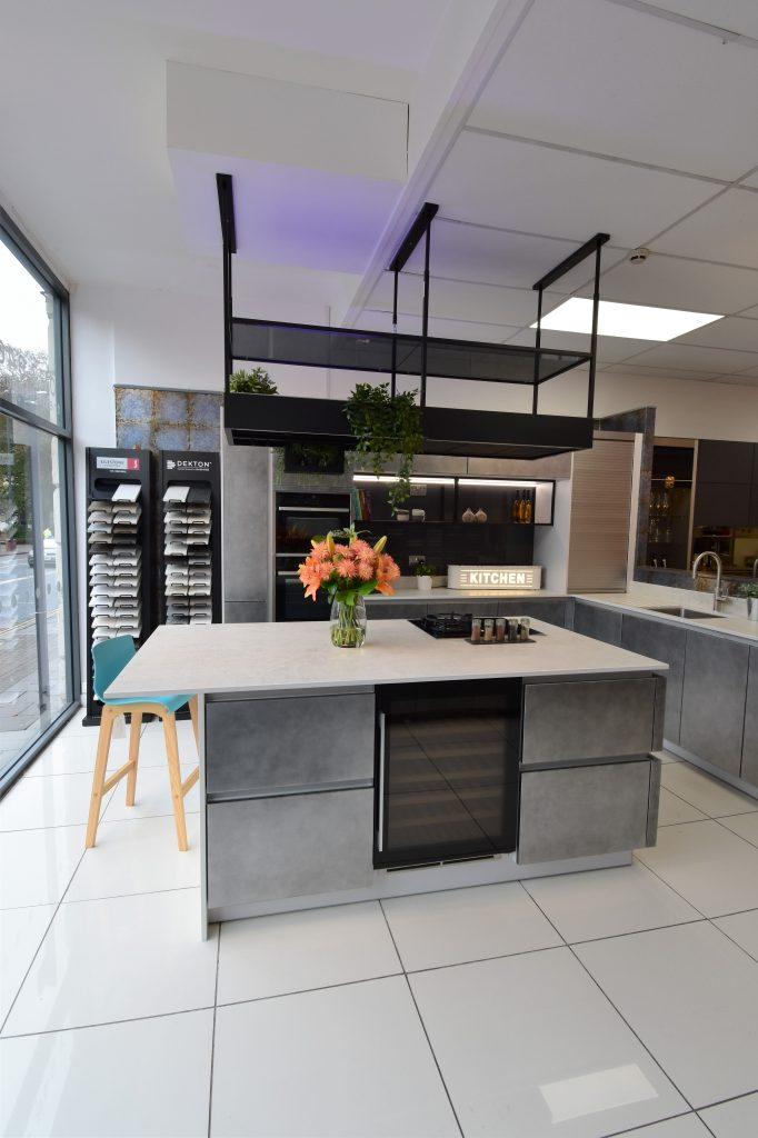 Demo Kitchen From Our Whiteladies Road Kitchen Showroom