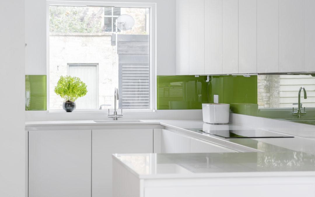 A few Ideas for Kitchen Splashbacks