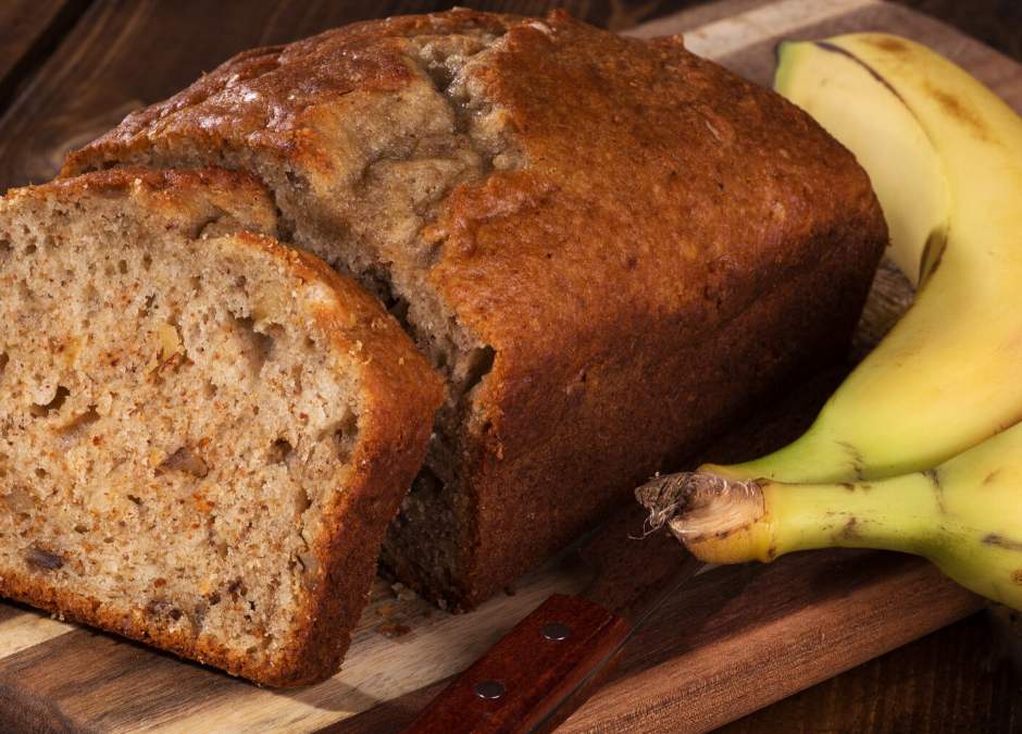 Not Sure What To Do With Ripe Bananas?