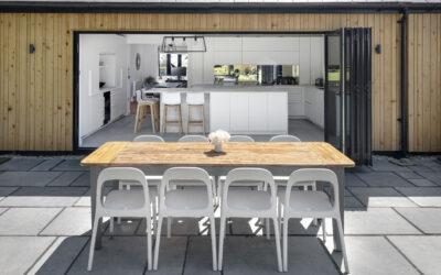 Indoor / Outdoor Kitchen Ideas